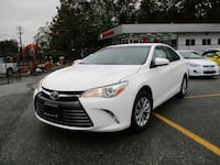2017 Toyota Camry 4dr Sdn I4 Auto LE langley