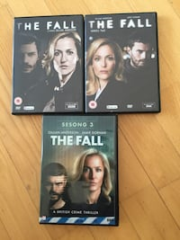 The fall season 1/2/3 dvd Jessheim, 2068