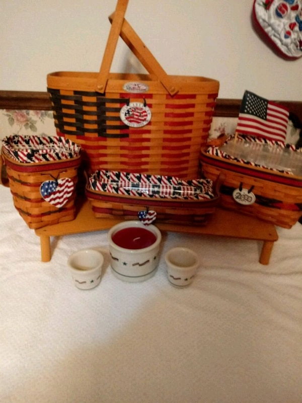 LONGABERGER Americana Collection