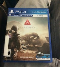 PS4 Uncharted 4 game case Upper Marlboro, 20774
