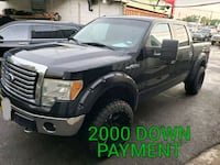 2013 Ford F-150 with 2000 of down payment Houston