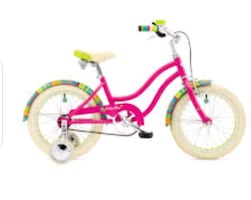 Girls Electra Water Lily 16 in bike