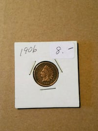 1906 INDIAN HEAD PENNY Toms River