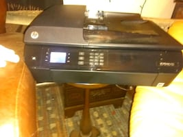 Office  jet4360 copier faxer printer scanner like new condition