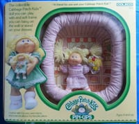 Cabbage Patch Kids PIN-UPS (1983) collectible Elizabethtown