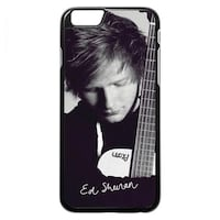 Ed sheeran Hard Plastic Phone Case Karachi