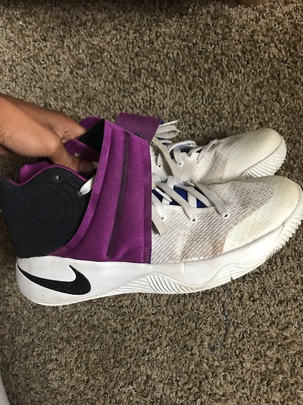 c14534a2c977 Used Kyrie 2 size 10.5 for sale in Lubbock - letgo