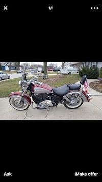 Honda shadow aero Chicago, 60630
