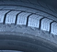 Only 2 months u20 inch Snow Tires (4 tires) Michelin X-Ice 275 40 20 DOT HN1M 004X Toronto, M6S 2X8
