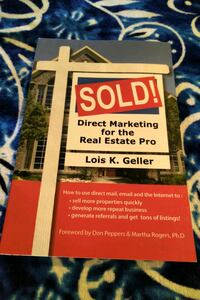 Sold! Direct Marketing for the Real Estate Pro Henderson, 89002
