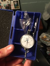 Fowler dial gauge and edge finder Windsor, N8X 4S1