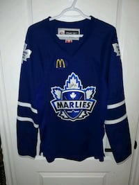 Marlies Jersey with signed autographs Markham, L6E 2A6