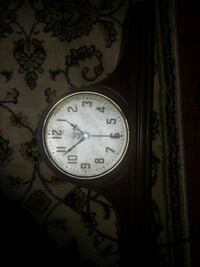 Plymouth mantle clock Chesterfield