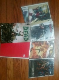 Marvel and DC comic books  St. Louis, 63124