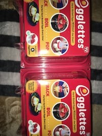 Egglettes containers