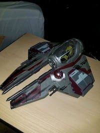 Hasbro Star Wars Starfighter Vehicle E3 Ve02 OBI-W