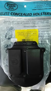 black concealed mag holsters Albuquerque, 87114