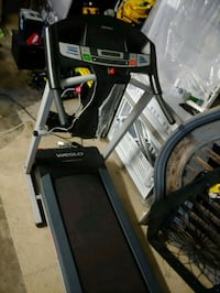 black and gray automatic treadmill Vancouver, 98662