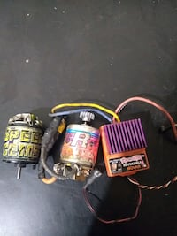 Electric rc motors and esc Yorkville, 60560