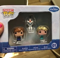 Pocket Pop! Frozen #01 New York, 10303