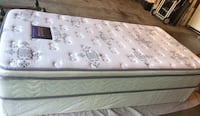 white and gray floral mattress Derwood, 20855