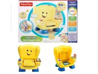FISHER PRICE SMART STAGES CHAIR Toronto, M1B