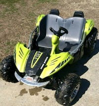 2 power wheels with 1 battery  193 mi