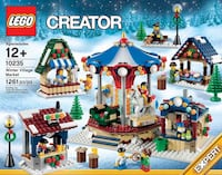 LEGO Winter Village Market Set 10235 - NEW AND UNOPENED Toronto, M6P
