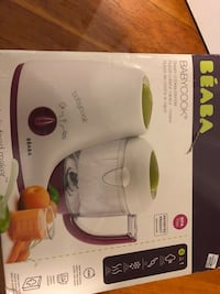 white and purple Arzum electric kettle box Silver Spring, 20904