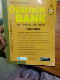 Question Bank with Model Test Papers Mathematics book Kolkata, 700108
