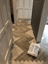 Tile laminate hardwood houses painting Sterling