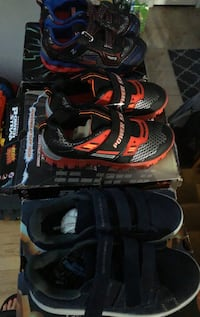 Boys skechers sneakers and toys and more