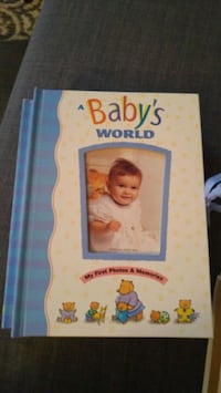 2 Baby books Mississauga, L5A 3Y5