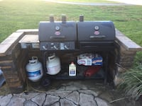 Char-Griller combo grill 62 km