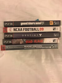 PS3 games  Lansdale, 19446