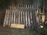 Fence post - great for projects $20 per length Brandon, 39042