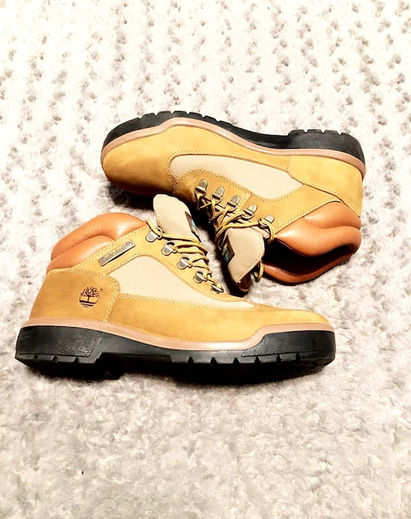 Men's Timberland Field Boot paid $158 Size 10.5  d5eaf98a-c43a-4a83-82cf-f84648a99df3