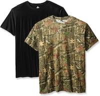 "NEW 2 Pack Mossy Oak ADULT SMALL 34"" - 36""  New in unopened package"