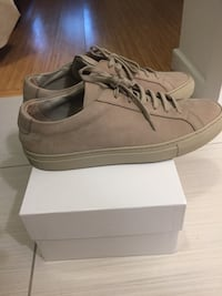 Woman by Common Projects sneakers Vancouver