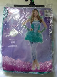 Disney Jr. Ariel Costume MEDIUM Hamilton, L9A 3S6