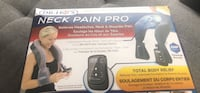 Dr Ho's neck pain therapy system + Foot Relief Pads Mississauga, L5B 0H4