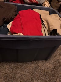 Lot of pants, jeans sizes vary Tampa, 33604