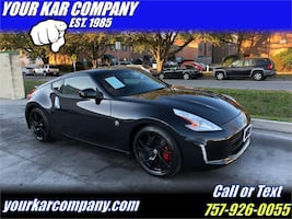 2014 Nissan Z 370Z Coupe Touring 7AT