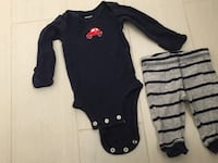 Baby Newborn outfit - car!