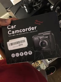 Brand New Car camcorder