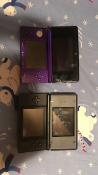 black and purple Nintendo 3DS Tulsa, 74114