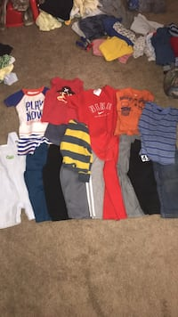 Toddler's assorted clothes Laurel, 20707