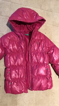 United colors of Benetton girls sz 12/14 jacket  Potomac, 20854