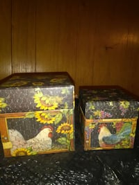 Set of Fancy matching boxes Maryland, 21207