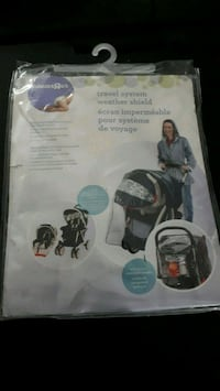 Brand new Travel system rain cover Toronto, M8V 3X2